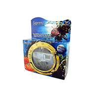 Suprema Disposable Underwater Camera