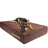 The Dog's Bed - Premium Grade Memory Foam