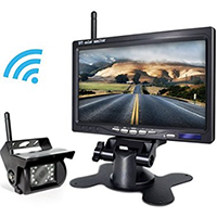 eRapta ERW01 Wireless Backup Camera System