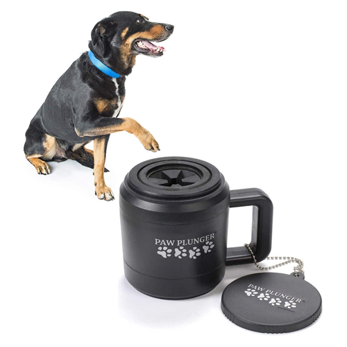 Paw Plunger For Dogs – Portable Dog Paw Cleaner For Muddy Paws